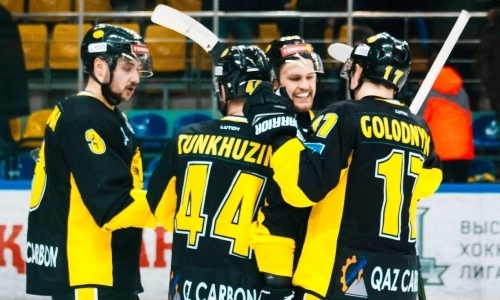Вернули надежду. «Сарыарка» одержала волевую победу над «СКА-Невой» и сократила разрыв в серии плей-офф ВХЛ