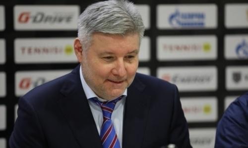 «Обыкновенный процесс». Главный тренер «СКА-Нева» прокомментировал поражение от«Сарыарки»