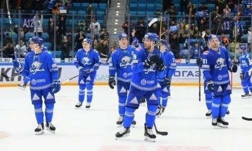 Шикарно! КХЛ признала «Барыс» лидером Восточной конференции