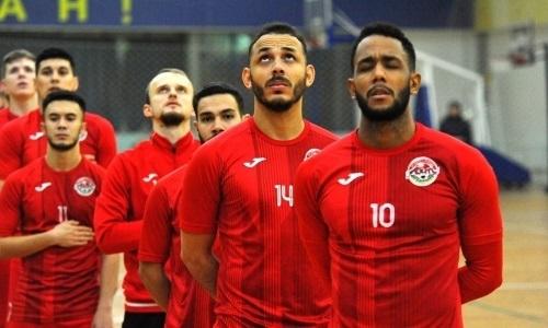 «Атырау» вырвал ничью в матче чемпионата РК с десятью голами