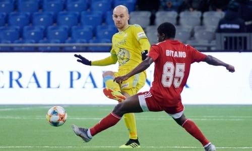 Озвучен стартовый состав «Кайсара» на матч за Суперкубок Казахстана с «Астаной»