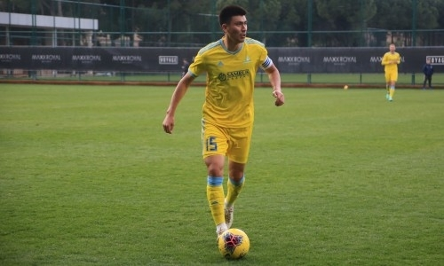 Автогол выявил лучшего по итогам первого тайма матча Суперкубка Казахстана «Астана» — «Кайсар»