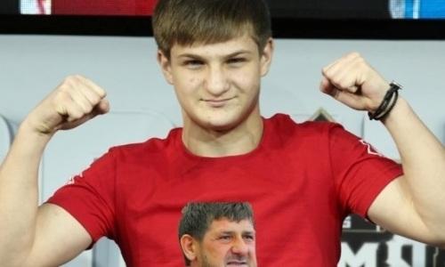 Рамзан Кадыров купил для сына победу? Видео позорного нокаута