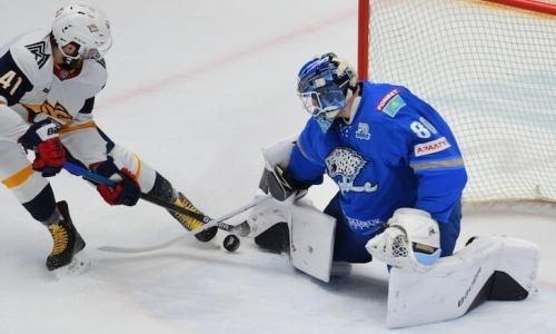 «Ниразу вистории». «Барысу» сообщили пугающие новости перед стартом серии плей-офф КХЛ с«Металлургом»