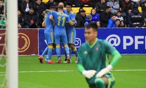 Кто-то сомневался? «Астана» победила «Кайсар» и в пятый раз выиграла Суперкубок Казахстана. Видео