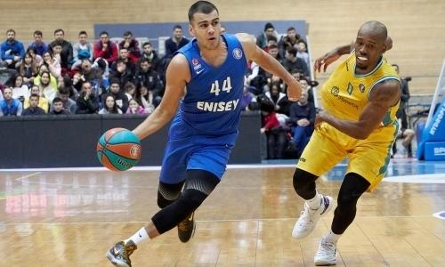 «Астана» прервала серию поражений в лиге ВТБ