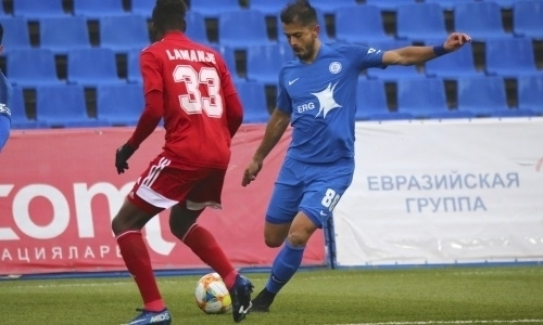 Экс-легионер «Астаны» покинул клуб КПЛ ради игры в Узбекистане