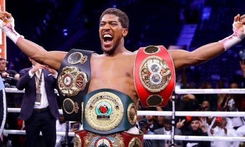 Официально объявлен следующий бой Джошуа за четыре титула чемпиона мира