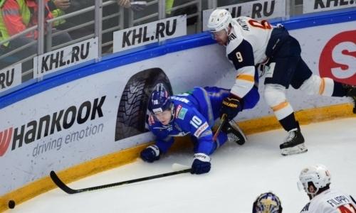 «Барыс» — «Металлург»: какой счет в серии и когда следующий матч плей-офф КХЛ