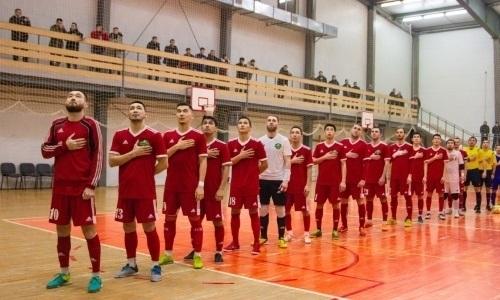 Аутсайдер чемпионата РК потерпел 20-е поражение в сезоне