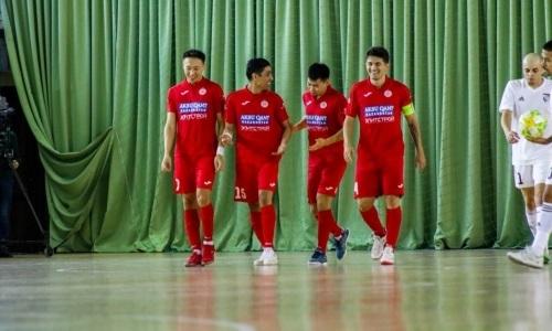 «Кайрат» обыграл «Жетысу» в матче чемпионата РК