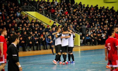 «Атырау» всухую обыграл «Актобе» в матче чемпионата РК