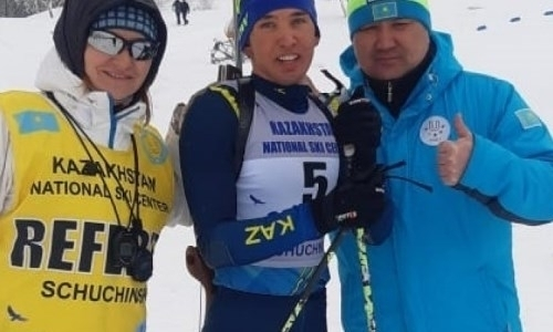 Казахстанские биатлонисты стали последними в эстафете этапа Кубка мира в Нове-Место