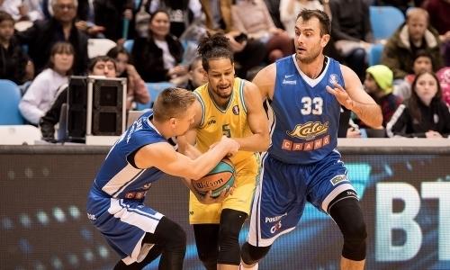 «Астана» помогла «Калеву» вернуться в зону плей-офф ВТБ