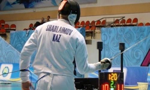 Казахстанец завоевал бронзовую медаль на Гран-при по фехтованию на шпаге