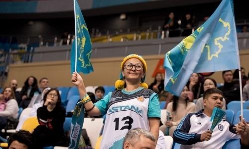 «Астана» проведет домашний матч ВТБ при пустых трибунах