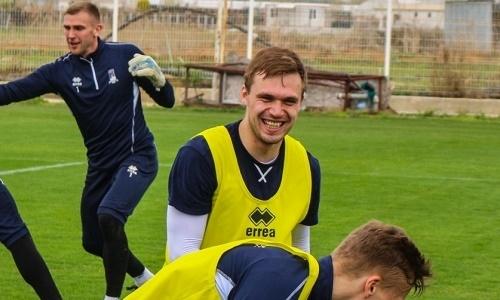 Молодой казахстанский футболист зажигает в европейском клубе. Хотя перешел туда совсем недавно