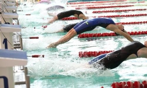 Казахстан завоевал шесть медалей на лицензионном открытом чемпионате Украины по плаванию