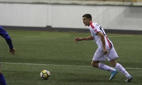 Клуб КПЛ подписал сербского защитника перед матчем с «Астаной»