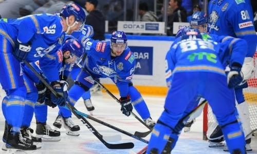 Вопрос решен. «Сибирь» сделала официальное заявление о матчах с «Барысом» в Нур-Султане