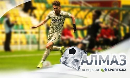 Лучший в КПЛ в марте — Абат Аймбетов