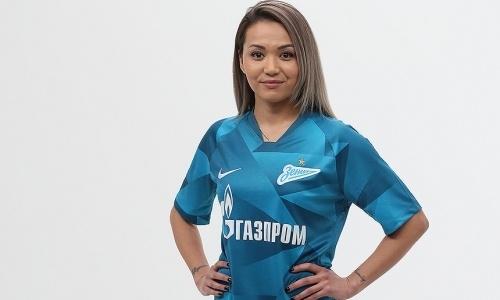 Игрок сборной Казахстана официально будет выступать за санкт-петербургский «Зенит»