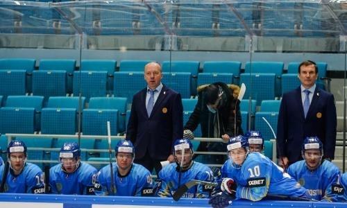 Стало известно, продолжит ли Скабелка работать со сборной Казахстана