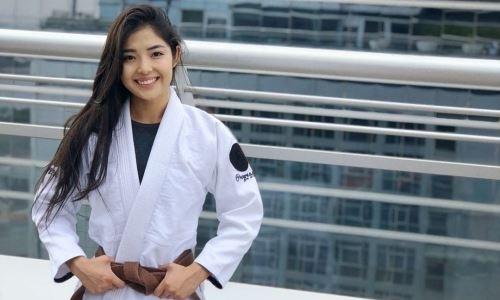 Восходящая звезда джиу-джитсу из Казахстана показала домашнюю тренировку в условиях карантина