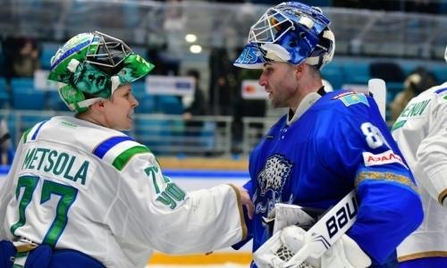 «Салават Юлаев» оценил решение КХЛ отменить сезон после снятия «Барыса» с плей-офф
