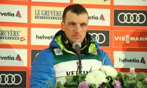 Дисквалифицированный за кровяной допинг Полторанин показал, как тренируется в Казахстане. Видео