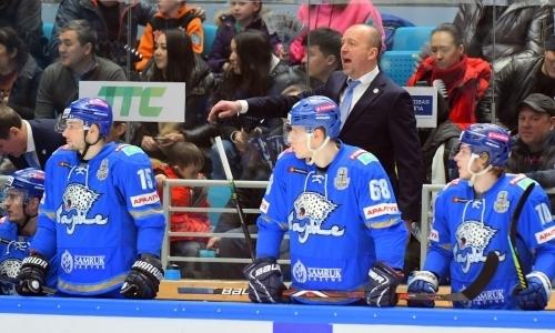В России признали «Барыс» виновным в досрочном завершении сезона КХЛ