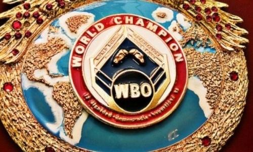 WBO отложила все соревнования из-за коронавируса. Названа ближайшая дата