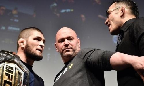 «Так будет справедливо». Хедлайнер первого турнира UFC в Казахстане назвал главный недостаток боя Нурмагомедов — Фергюсон