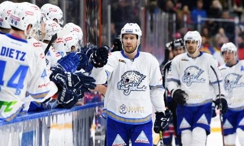 «Сейчас главное...». В КХЛ сделали заявление о следующем сезоне с участием «Барыса»