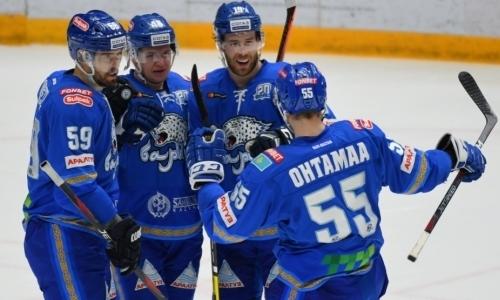 У «Барыса» появился реальный шанс выиграть Кубок Гагарина! КХЛ запустила плей-офф