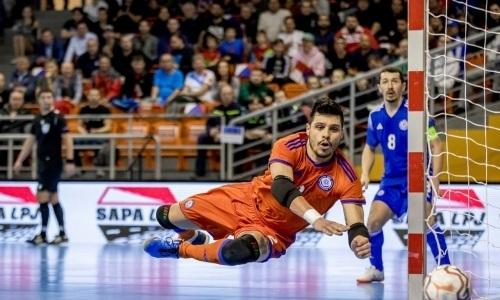 Игрок сборной Казахстана — четырежды лучший вратарь мира