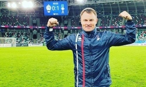 Появилась весомая причина болеть за европейский клуб казахстанского тренера. Видео