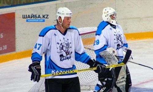 Отец форварда из НХЛ вернулся в Казахстан ради работы тренером