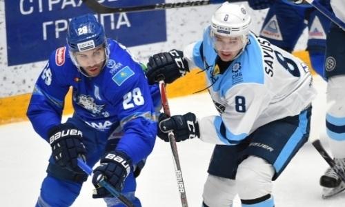 Большая разница. У «Барыса» нет шансов выиграть виртуальную серию у «Сибири»?