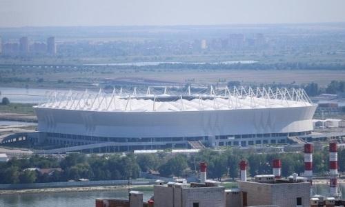 Представители домашнего стадиона клуба Зайнутдинова прокомментировали пожар возле «Ростов Арены»