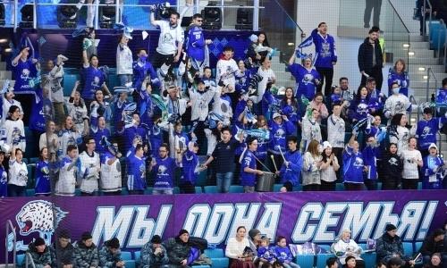 КХЛ лишила «Барыс» победы в первом матче виртуальной серии плей-офф с «Сибирью»
