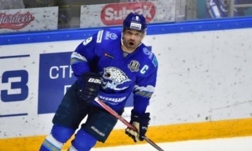 «Могут сломать». Лидер сборной Казахстана узнал печальные новости о его будущем в «Барысе»