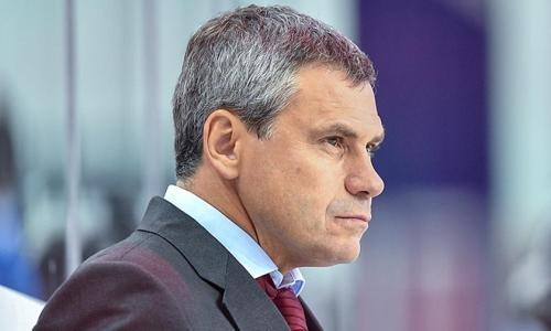 Лидер конференции «Барыса» в КХЛ определился с главным тренером на новый сезон