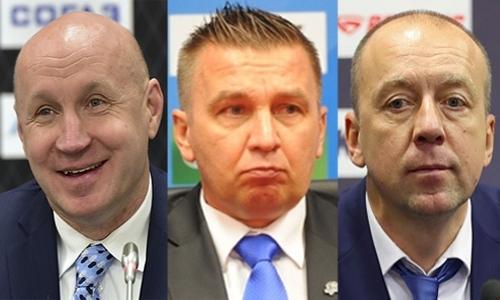 Занковец, Селин или Скабелка? Определен лучший тренер в истории «Барыса»