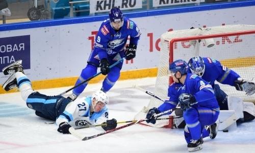 Возьмем реванш? В разгаре второй матч виртуальной серии «Барыса» с «Сибирью»