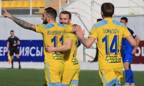 Пандемия — не помеха. «Астана» вошла в ограниченный круг клубов-«счастливчиков» Европы