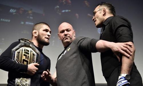 UFC принял окончательное решение по бою Нурмагомедов — Фергюсон после громких заявлений Хабиба