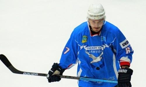 «Было страшновато». Белорусский форвард «Иртыша» — о возвращении из Казахстана в Минск