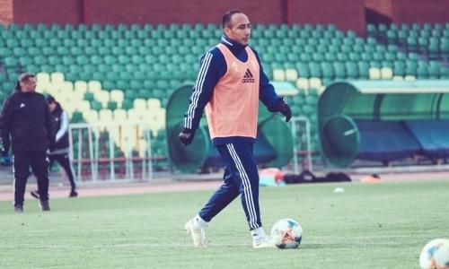 Бывший футболист сборной Казахстана перешел в клуб Первой лиги