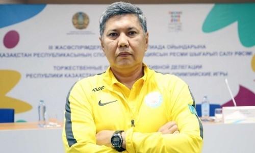 «Мы должны делать все». Главный тренер сборной страны по боксу обратился к казахстанцам